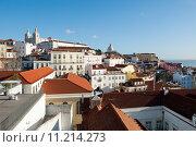 Город Лиссабон (2013 год). Стоковое фото, фотограф Татьяна Кахилл / Фотобанк Лори