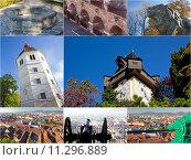 Купить «europe city town postcard collage», фото № 11296889, снято 27 мая 2019 г. (c) PantherMedia / Фотобанк Лори