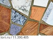 Купить «Broken Tiles», фото № 11390405, снято 18 июня 2019 г. (c) PantherMedia / Фотобанк Лори
