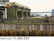 Купить «Wooden docks», фото № 11469593, снято 27 июня 2019 г. (c) PantherMedia / Фотобанк Лори