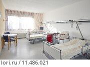 Купить «two room hospital bed void», фото № 11486021, снято 24 августа 2019 г. (c) PantherMedia / Фотобанк Лори