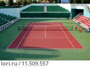 Tennis Arena. Стоковое фото, фотограф Dzianis Hadziatski / PantherMedia / Фотобанк Лори