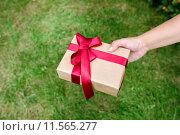 Купить «Подарок», фото № 11565277, снято 18 августа 2015 г. (c) Захар Гончаров / Фотобанк Лори