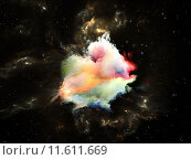 Купить «Astral Nebula», фото № 11611669, снято 18 августа 2018 г. (c) PantherMedia / Фотобанк Лори
