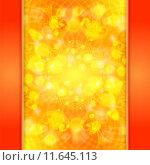 Купить «Elegant orange ornate background with lace ornament and boke», фото № 11645113, снято 23 июля 2018 г. (c) PantherMedia / Фотобанк Лори