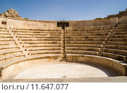 Купить «Small amphitheatre in Amman», фото № 11647077, снято 18 июня 2019 г. (c) PantherMedia / Фотобанк Лори