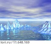 Купить «water sea ocean ice mountains», фото № 11648169, снято 22 марта 2019 г. (c) PantherMedia / Фотобанк Лори