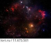 Купить «Astral Nebula», фото № 11673501, снято 18 августа 2018 г. (c) PantherMedia / Фотобанк Лори