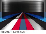 Купить «glass plate cup banner perspective», иллюстрация № 11698625 (c) PantherMedia / Фотобанк Лори