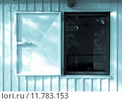 Купить «Prefab house», фото № 11783153, снято 24 марта 2019 г. (c) PantherMedia / Фотобанк Лори