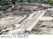 Купить «Bet She'an National Park, Israel», фото № 11793477, снято 18 июня 2019 г. (c) PantherMedia / Фотобанк Лори