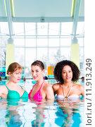 Купить «woman women wellness spa swimming», фото № 11913249, снято 14 октября 2019 г. (c) PantherMedia / Фотобанк Лори