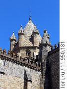 Купить «Cathedral, Evora, Portugal», фото № 11950181, снято 25 июня 2018 г. (c) PantherMedia / Фотобанк Лори
