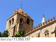 Купить «Cathedral, Evora, Portugal», фото № 11950197, снято 20 сентября 2018 г. (c) PantherMedia / Фотобанк Лори