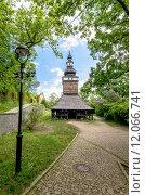 Orthodox church in Prague. Стоковое фото, фотограф David Ionut / PantherMedia / Фотобанк Лори
