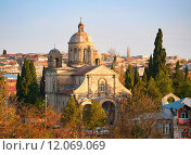 Kutaisi Catholic Church. Стоковое фото, фотограф Ivan Tykhyi / PantherMedia / Фотобанк Лори