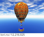 Купить «sky fly flying balloon aviation», фото № 12216025, снято 24 февраля 2020 г. (c) PantherMedia / Фотобанк Лори