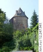 Купить «old tower regalia babenberger city», фото № 12247941, снято 23 мая 2019 г. (c) PantherMedia / Фотобанк Лори