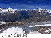 Купить «sightseeing alps hike switzerland ramble», фото № 12298205, снято 18 июня 2019 г. (c) PantherMedia / Фотобанк Лори