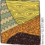 Купить «Abstract Drought Illustration», иллюстрация № 12317881 (c) PantherMedia / Фотобанк Лори