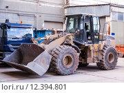 Купить «industry machine robot mining bulldozer», фото № 12394801, снято 19 марта 2019 г. (c) PantherMedia / Фотобанк Лори