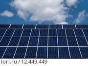 solar photovoltaic photovoltaics regenerative cell. Стоковое фото, фотограф Robert Schneider / PantherMedia / Фотобанк Лори