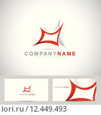 Купить «Abstract Creative Logo», иллюстрация № 12449493 (c) PantherMedia / Фотобанк Лори