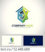 Купить «Ex Company Logo», иллюстрация № 12449689 (c) PantherMedia / Фотобанк Лори