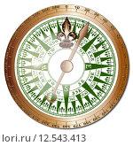 Купить «Ships Compass», иллюстрация № 12543413 (c) PantherMedia / Фотобанк Лори