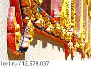 Купить «window    gold    temple     thailand incision of   temple», фото № 12578037, снято 23 марта 2019 г. (c) PantherMedia / Фотобанк Лори