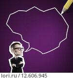 Купить «Sketching ideas», иллюстрация № 12606945 (c) Sergey Nivens / Фотобанк Лори
