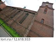 Купить «church berlin 2015 spandau stnikolaikirche», фото № 12618933, снято 22 марта 2019 г. (c) PantherMedia / Фотобанк Лори