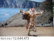 Купить «Эвенки. Малые народности России», эксклюзивное фото № 12644473, снято 4 сентября 2015 г. (c) syngach / Фотобанк Лори