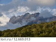 Гора Кинабалу, остров Борнео. Стоковое фото, фотограф Юлия Бубличенко / Фотобанк Лори