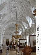 Купить «Выставочный зал Эрмитажа. Санкт-Петербург», фото № 12678005, снято 23 июня 2012 г. (c) Владимир Тучин / Фотобанк Лори