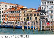 Купить «Венеция. Италия», фото № 12678313, снято 15 августа 2015 г. (c) Кирпинев Валерий / Фотобанк Лори