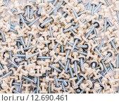 Many screws arranged as background. Стоковое фото, фотограф Elnur / Фотобанк Лори