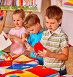 Child cutting out scissors paper., фото № 12716221, снято 9 июля 2012 г. (c) Gennadiy Poznyakov / Фотобанк Лори
