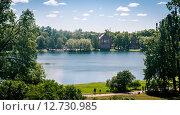 Екатерининский Сад, Пушкин (2014 год). Редакционное фото, фотограф ТАЙ ТХАН / Фотобанк Лори