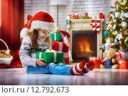 Купить «Christmas celebration», фото № 12792673, снято 21 сентября 2015 г. (c) Константин Юганов / Фотобанк Лори