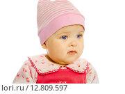 Купить «Портрет голубоглазого ребенка», фото № 12809597, снято 26 января 2020 г. (c) Татьяна Гришина / Фотобанк Лори