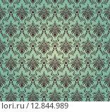 Купить «Damask seamless vector pattern», иллюстрация № 12844989 (c) PantherMedia / Фотобанк Лори