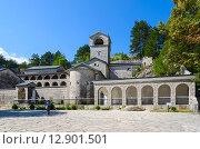 Купить «Цетинский монастырь, Черногория», фото № 12901501, снято 22 сентября 2015 г. (c) Ольга Коцюба / Фотобанк Лори