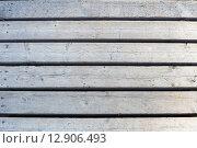 Серая деревянная стена. Стоковое фото, фотограф Tatyana Emelina / Фотобанк Лори