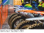 Мотокросс (2015 год). Редакционное фото, фотограф Иван Маркуль / Фотобанк Лори