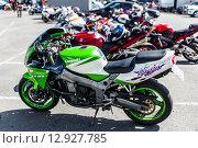 Шоссейный мотоцикл (2014 год). Редакционное фото, фотограф Иван Маркуль / Фотобанк Лори