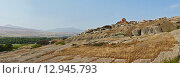 Купить «Uplistsikhe Cave Town in Georgia», фото № 12945793, снято 26 сентября 2015 г. (c) Дмитрий Калиновский / Фотобанк Лори