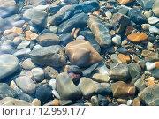 Морские камни. Стоковое фото, фотограф Олег Новожилов / Фотобанк Лори