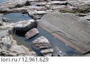 Камни на Ладоге. Стоковое фото, фотограф Anna Berglef / Фотобанк Лори