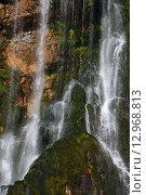 Гегский водопад. Абхазия (2015 год). Стоковое фото, фотограф Ольга Коретникова / Фотобанк Лори